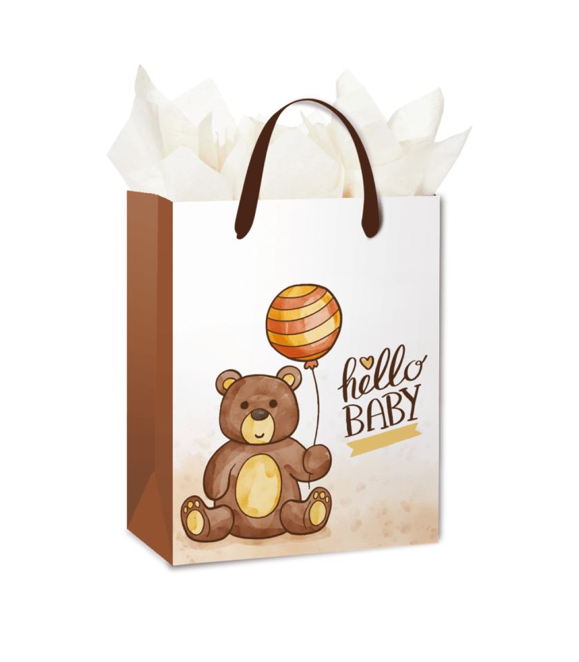 Gift pack with teddy bear!